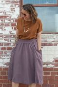 Sew Liberated Sewing Pattern Gypsum Skirt