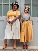 Sew Liberated Sewing Pattern Estuary Skirt