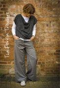 Sew Me Something Ladies Sewing Pattern The Portia Trousers