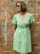 Sew Me Something Ladies Sewing Pattern The Cordelia Dress