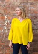 Sew Me Something Ladies Sewing Pattern The Imogen Blouse Top