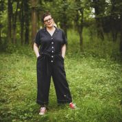 Sew Me Something Sewing Pattern Cressida Jumpsuit