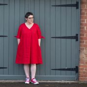 Sew Me Something Sewing Pattern Emelia Dress