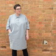 Sew Me Something Sewing Pattern Hippolyta Dress