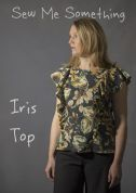 Sew Me Something Sewing Pattern Iris Top