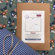 Sew Me Something Sewing Pattern Regan Top