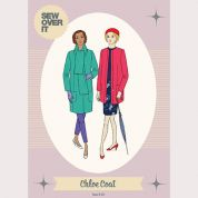 Sew Over It Sewing Pattern Chloe Coat