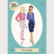 Sew Over It Sewing Pattern Coco Jacket