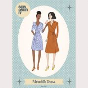 Sew Over It Sewing Pattern Meredith Dress