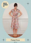 Sew Over It Ladies Sewing Pattern Penny Dress