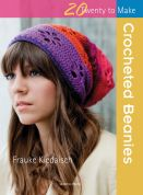 Search Press Twenty to Make Craft Book Crocheted Beanies