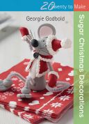 Search Press Twenty to Make Craft Book Sugar Christmas Decorations