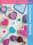 Search Press Twenty to Make Craft Book Crocheted Hearts