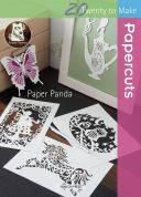 Search Press Twenty to Make Craft Book Papercuts
