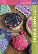 Search Press Twenty to Make Craft Book Crocheted Purses