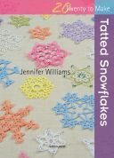 Search Press Twenty to Make Craft Book Tatted Snowflakes