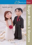 Search Press Twenty to Make Craft Book Sugar Brides & Grooms