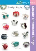 Search Press Twenty to Make Craft Book Simple Statement Rings