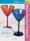 Search Press Twenty to Make Craft Book Glass Painted Projects