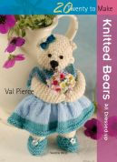Search Press Twenty to Make Craft Book Knitted Bears
