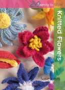 Search Press Twenty to Make Craft Book Knitted Flowers