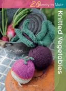 Search Press Twenty to Make Craft Book Knitted Vegetables