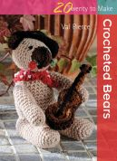 Search Press Twenty to Make Craft Book Crocheted Bears