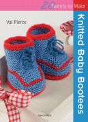 Search Press Twenty to Make Craft Book Knitted Baby Bootees
