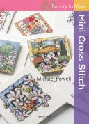 Search Press Twenty to Make Craft Book Mini Cross Stitch