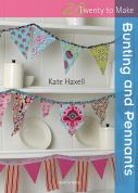 Search Press Twenty to Make Craft Book Bunting and Pennants