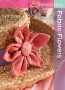 Search Press Twenty to Make Craft Book Fabric Flowers