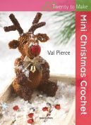 Search Press Twenty to Make Craft Book Mini Christmas Crochet