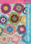 Search Press Twenty to Make Craft Book Crocheted Granny Squares