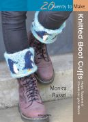 Search Press Twenty to Make Craft Book Knitted Boot Cuffs