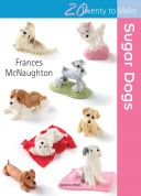 Search Press Twenty to Make Craft Book Sugar Dogs