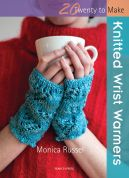 Search Press Twenty to Make Craft Book Knitted Wrist Warmers