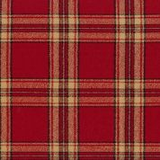 Robert Kaufman Mammoth Cotton Flannel Fabric  Red