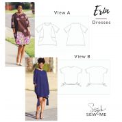 Style Sew Me Sewing Pattern Erin Dress
