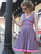 Serendipity Studio Ladies Sewing Pattern 130 The Marilyn Dress