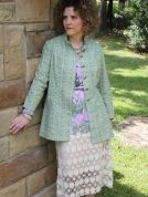 Serendipity Studio Ladies Sewing Pattern 141 The Dakota Duster Jacket