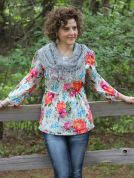 Serendipity Studio Ladies Sewing Pattern 143 The Aspen Tunic