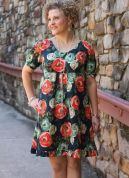 Serendipity Studio Sewing Pattern Bernadette Dress