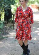 Serendipity Studio Sewing Pattern Nora Dress