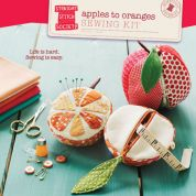 Straight Stitch Society Easy Sewing Pattern Apples To Oranges Sewing Case