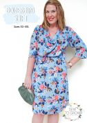 Sew To Grow Ladies Sewing Pattern Bowerbird Shift Dress