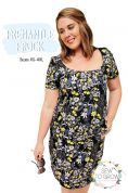 Sew To Grow Ladies Sewing Pattern Fremantle Frock Dress