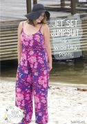 Sew To Grow Ladies Sewing Pattern Jet Set Jumpsuit