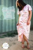 Sew To Grow Ladies Sewing Pattern Charli Anne Wrap Dress