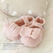 Sublime The Irresistibly Baby Book 616 Knitting Pattern Book  4 Ply