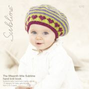Sublime The Fifteenth Little Hand Knit Book 676 Knitting Pattern Book  DK